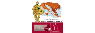 INVITATION TO TASTING AT PROWEIN